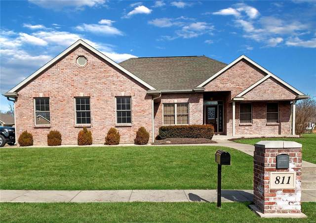 811 Emerald, Centralia, MO 65240 (#20014309) :: Kelly Hager Group | TdD Premier Real Estate