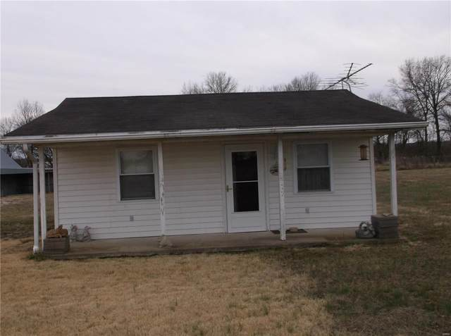 9541 Lessley, SPARTA, IL 62286 (#20014391) :: Fusion Realty, LLC