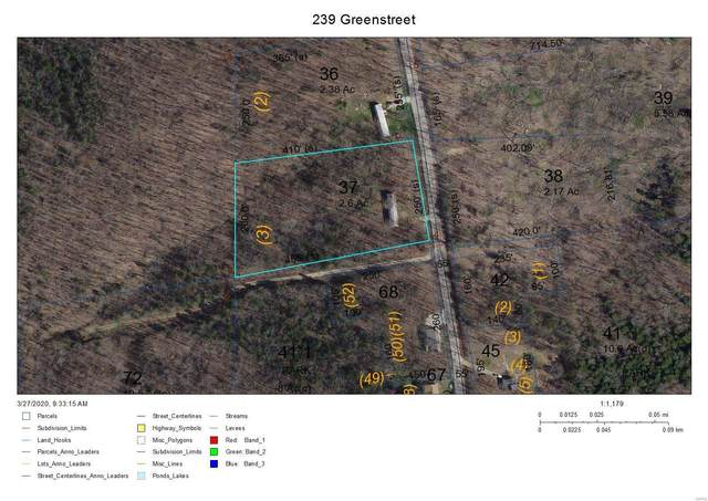 239 Greenstreet Road, Beaufort, MO 63013 (#20014436) :: Parson Realty Group