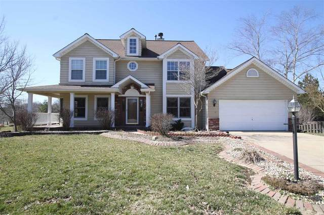 1305 Winding Creek Court, O'Fallon, IL 62269 (#20014507) :: St. Louis Finest Homes Realty Group