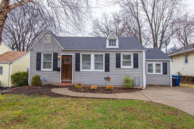 707 Luckystone Avenue, St Louis, MO 63122 (#20014519) :: Clarity Street Realty