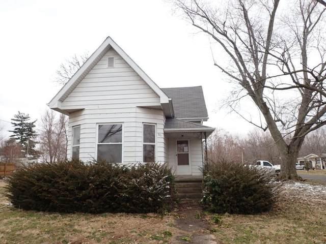 801 Railroad Street, KEYESPORT, IL 62253 (#20014580) :: RE/MAX Professional Realty