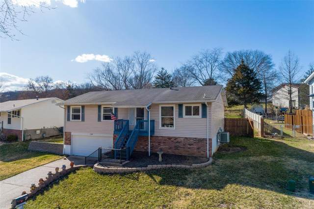 1927 Donnell Drive, Barnhart, MO 63012 (#20014607) :: Clarity Street Realty