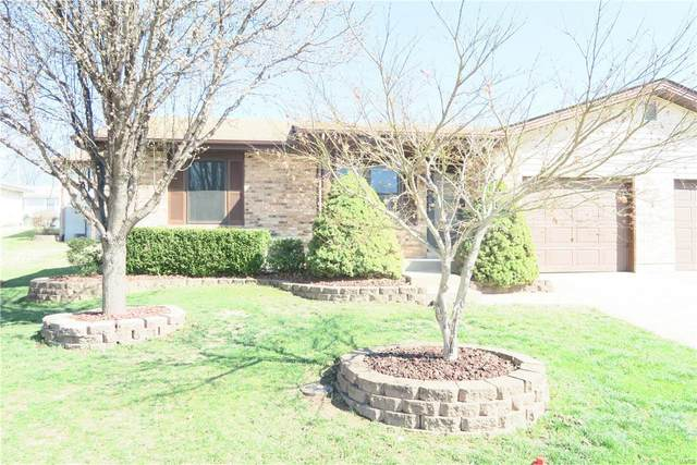 800 Delwood Court, Arnold, MO 63010 (#20014625) :: Clarity Street Realty