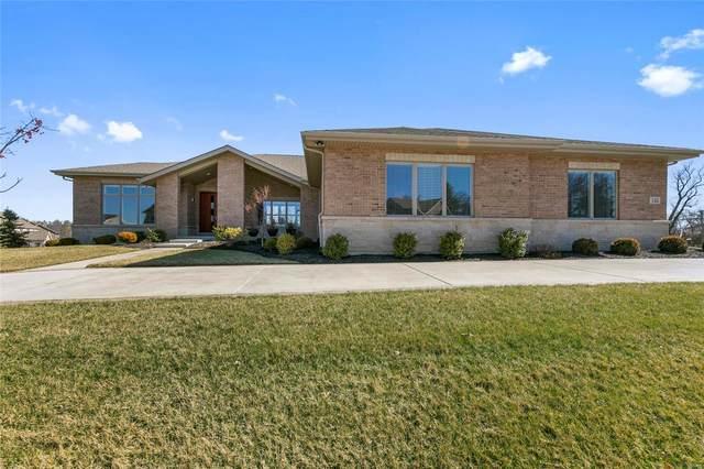 144 Belle Maison Lane, St Louis, MO 63141 (#20014665) :: Parson Realty Group