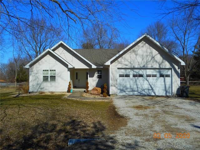 185 E Grant Avenue, NOKOMIS, IL 62075 (#20014667) :: Parson Realty Group