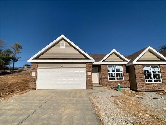 2100 Long Glen Lane 8A, Arnold, MO 63010 (#20014745) :: Clarity Street Realty