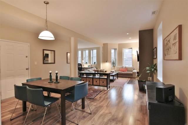 4928 Mcpherson Avenue B, St Louis, MO 63108 (#20014758) :: Matt Smith Real Estate Group