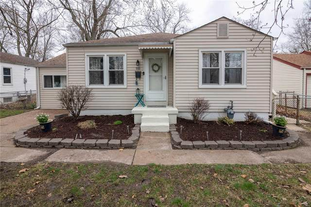955 Charbonier, Florissant, MO 63031 (#20014767) :: St. Louis Finest Homes Realty Group
