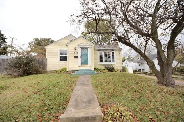 922 S Church Street, Belleville, IL 62220 (#20014798) :: Kelly Hager Group | TdD Premier Real Estate