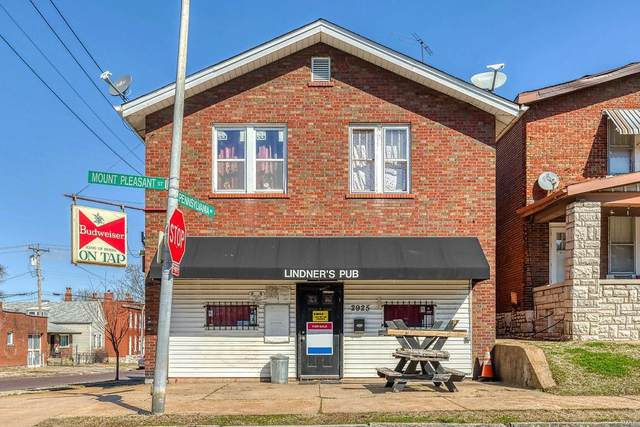 2925 Mount Pleasant Avenue, St Louis, MO 63111 (#20014844) :: Parson Realty Group