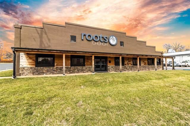 335 N Commercial Avenue, Saint Clair, MO 63077 (#20014851) :: Parson Realty Group