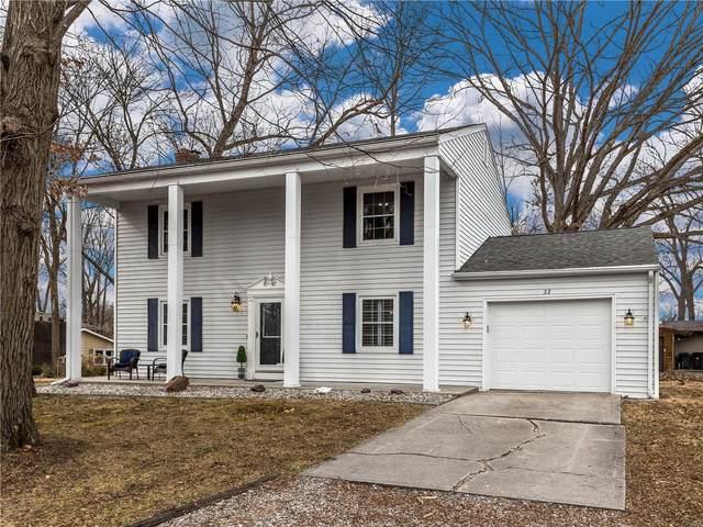 22 Oakdale, Glen Carbon, IL 62034 (#20014855) :: Clarity Street Realty