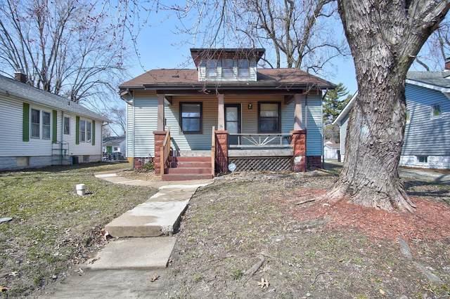 303 N 40th, Belleville, IL 62226 (#20014862) :: Kelly Hager Group | TdD Premier Real Estate