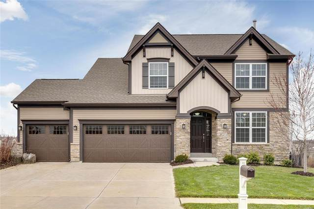 811 Stonewood Bend Drive, Lake St Louis, MO 63367 (#20014881) :: St. Louis Finest Homes Realty Group