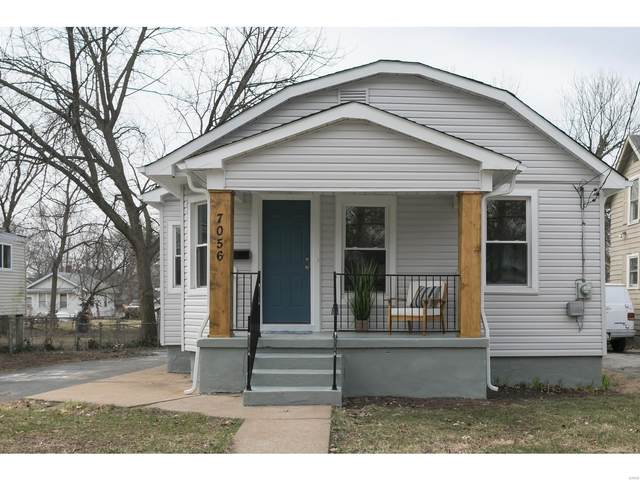 7056 Mitchell Avenue, Richmond Heights, MO 63117 (#20014887) :: Clarity Street Realty
