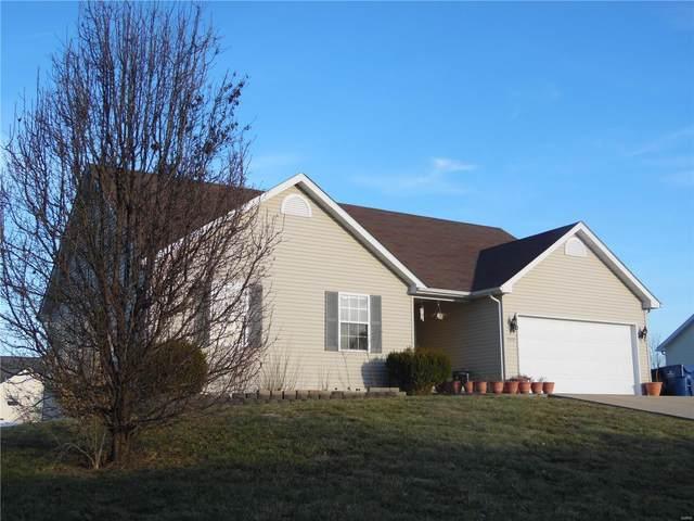 1012 Pinehurst Lane, Union, MO 63084 (#20014926) :: St. Louis Finest Homes Realty Group