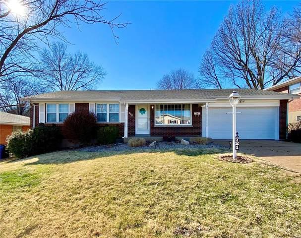 721 Don Ron Drive, St Louis, MO 63123 (#20014933) :: Walker Real Estate Team