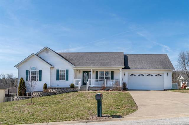 653 Lindsey Drive, Union, MO 63084 (#20014959) :: Clarity Street Realty
