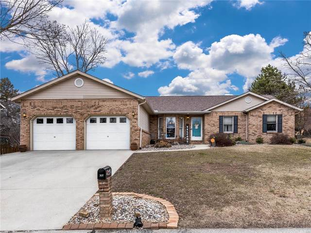 307 Chesapeake, Collinsville, IL 62234 (#20015011) :: Clarity Street Realty