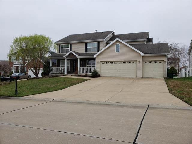 976 Lafayette Landing Ct. Court, Saint Charles, MO 63303 (#20015023) :: St. Louis Finest Homes Realty Group