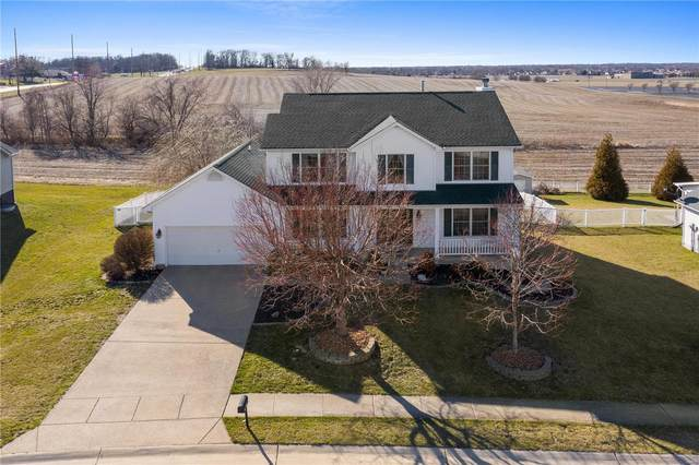10 Eagles Landing, Shiloh, IL 62221 (#20015027) :: St. Louis Finest Homes Realty Group