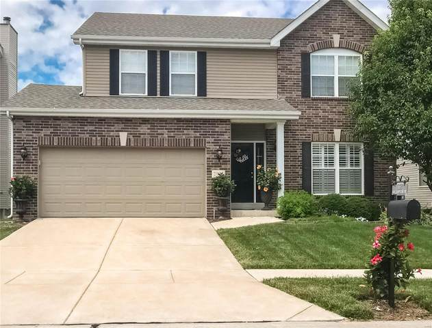 2025 Saint Madeleine Drive, O'Fallon, MO 63368 (#20015037) :: Kelly Hager Group | TdD Premier Real Estate