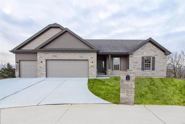 2215 Weber Heights Drive #3, Washington, MO 63090 (#20015079) :: Clarity Street Realty