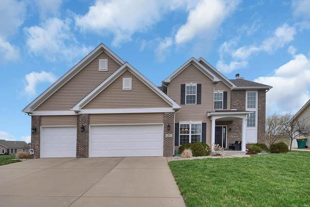 218 Shawnee Court, O'Fallon, IL 62269 (#20015146) :: Clarity Street Realty