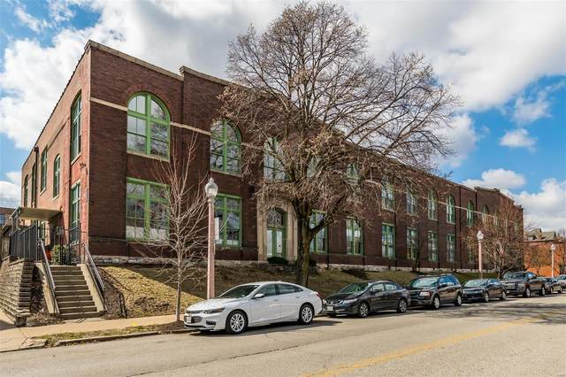 4242 Laclede Avenue #203, St Louis, MO 63108 (#20015152) :: Matt Smith Real Estate Group