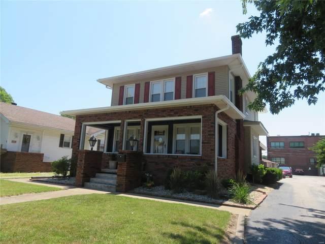 110 E Elm, GILLESPIE, IL 62033 (#20015178) :: Matt Smith Real Estate Group