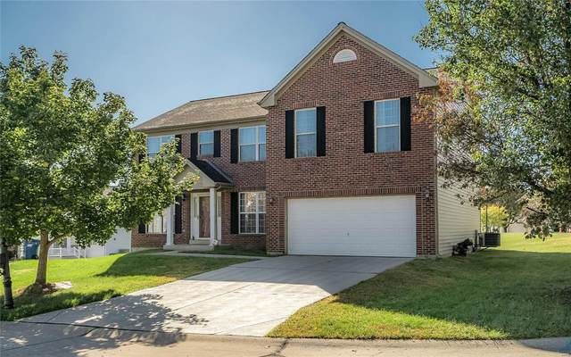 120 Birchwood Trail Drive, Maryland Heights, MO 63043 (#20015182) :: Sue Martin Team