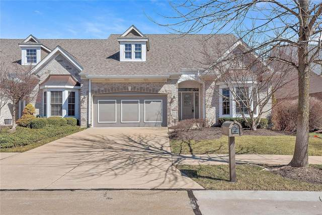 992 Chesterfield Villas Circle, Chesterfield, MO 63017 (#20015188) :: Clarity Street Realty
