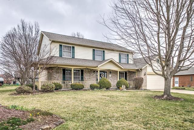 217 Summers Trace, Belleville, IL 62220 (#20015198) :: Clarity Street Realty