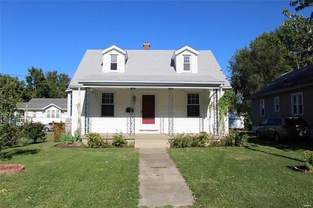 3913 W Main Street, Belleville, IL 62226 (#20015219) :: Kelly Hager Group | TdD Premier Real Estate