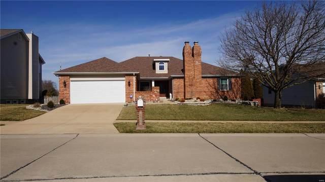 2693 Towne Oaks Drive, St Louis, MO 63129 (#20015272) :: RE/MAX Vision