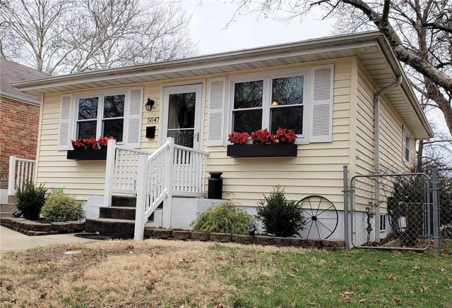 5047 S 37th Street, St Louis, MO 63116 (#20015283) :: Clarity Street Realty