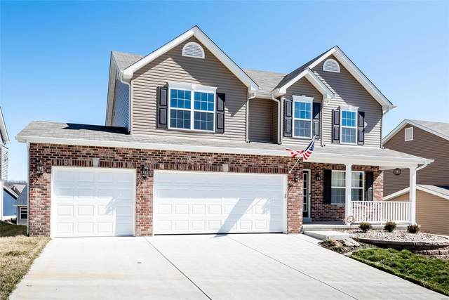 3339 Amber Heights Lane, Imperial, MO 63052 (#20015286) :: Clarity Street Realty