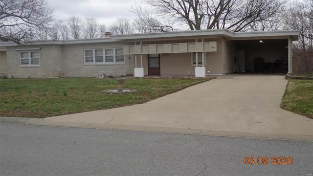 600 Solomon, CHESTER, IL 62233 (#20015426) :: St. Louis Finest Homes Realty Group