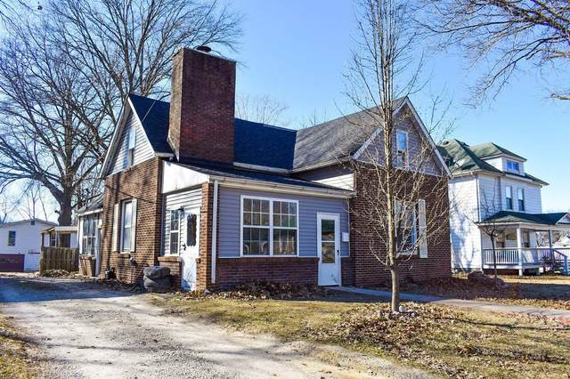 321 N Union Street, STAUNTON, IL 62088 (#20015463) :: St. Louis Finest Homes Realty Group