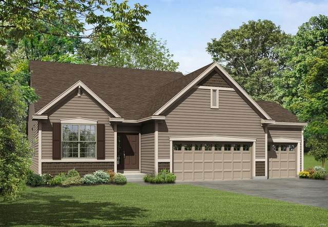 1 Meridian@Bluff At Crimson Oaks, Lake St Louis, MO 63367 (#20015501) :: The Becky O'Neill Power Home Selling Team