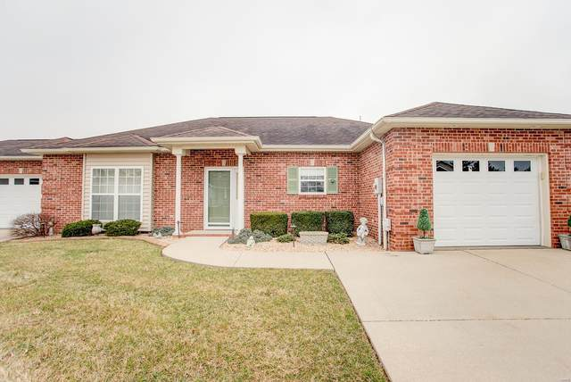 175 Saint Christopher Court, Mascoutah, IL 62258 (#20015514) :: The Becky O'Neill Power Home Selling Team
