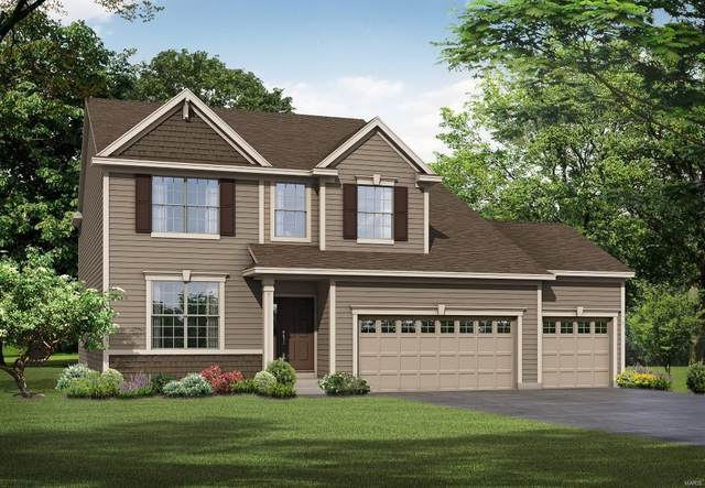 1 Montego @ Bluff At Crim Oaks, Lake St Louis, MO 63367 (#20015520) :: The Becky O'Neill Power Home Selling Team
