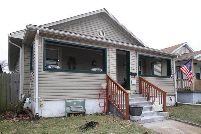 22 Marguerite Avenue, Wood River, IL 62095 (#20015524) :: Clarity Street Realty