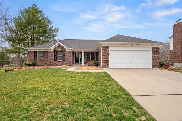 1337 Engle Creek Street, O'Fallon, IL 62269 (#20015542) :: Clarity Street Realty