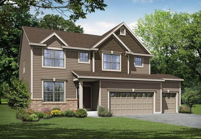 1 Breck @ Bluff At Crimson Oaks, Lake St Louis, MO 63367 (#20015545) :: Parson Realty Group