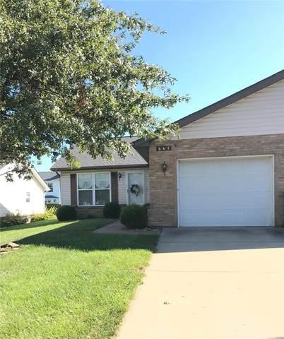667 Carol Ann Drive, O'Fallon, IL 62269 (#20015556) :: Matt Smith Real Estate Group