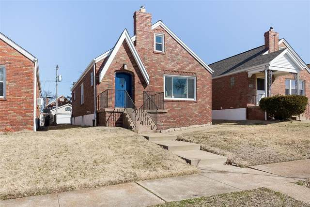 5669 Pernod Avenue, St Louis, MO 63139 (#20015637) :: Clarity Street Realty
