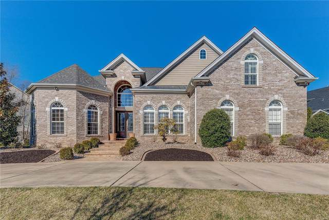16945 Riverdale Drive, Chesterfield, MO 63005 (#20015641) :: Clarity Street Realty
