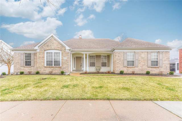 17120 Westridge Meadows Drive, Chesterfield, MO 63005 (#20015674) :: Clarity Street Realty